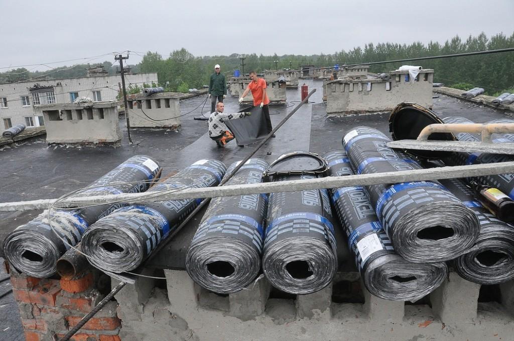 материалы для капитального ремонта крыши