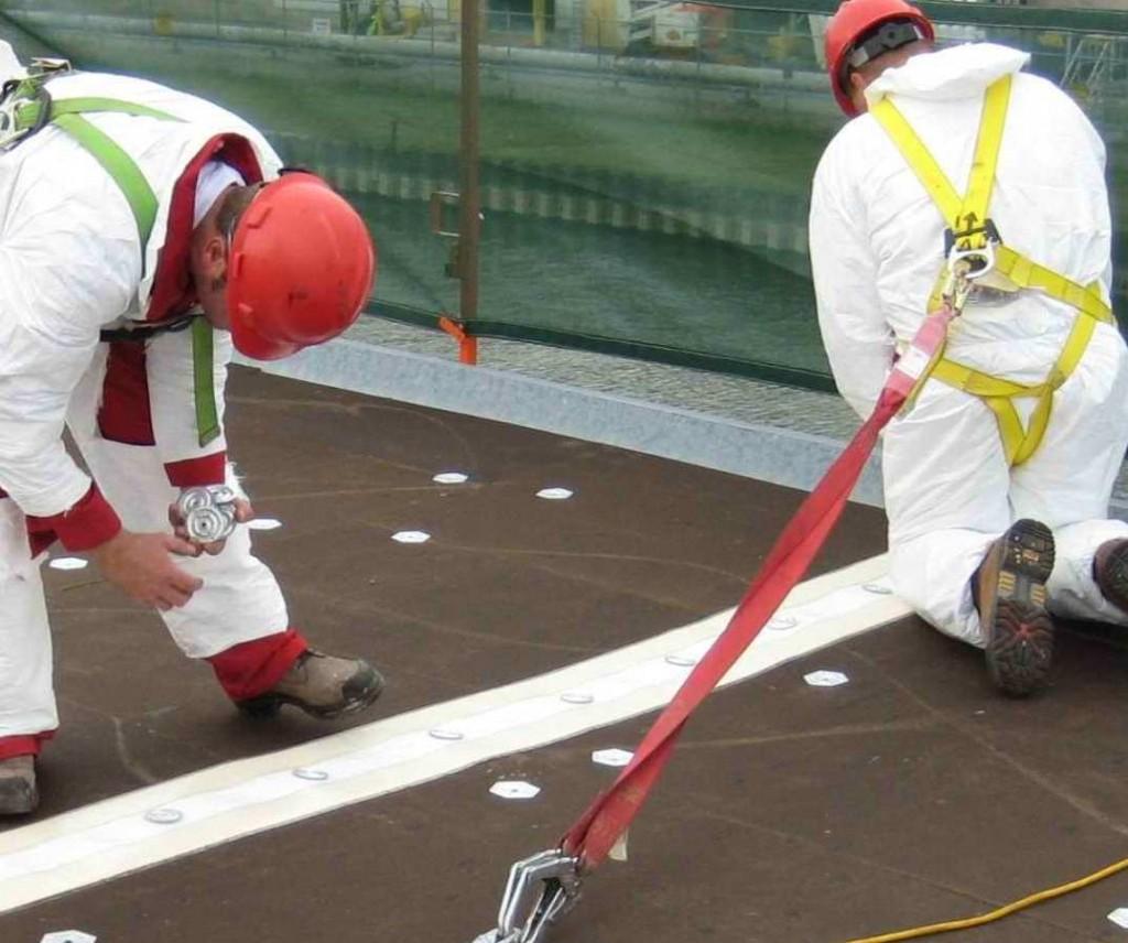 ремонт плоской ккрыши